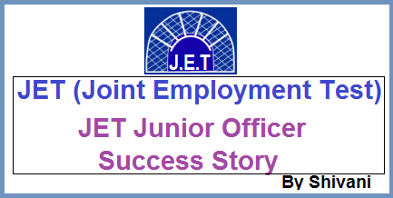 Junior Officer Success story
